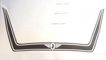 Zündapp Spiegel verchromt 911//2 LINKS BUMM KS 50 Super Sport Typ 517