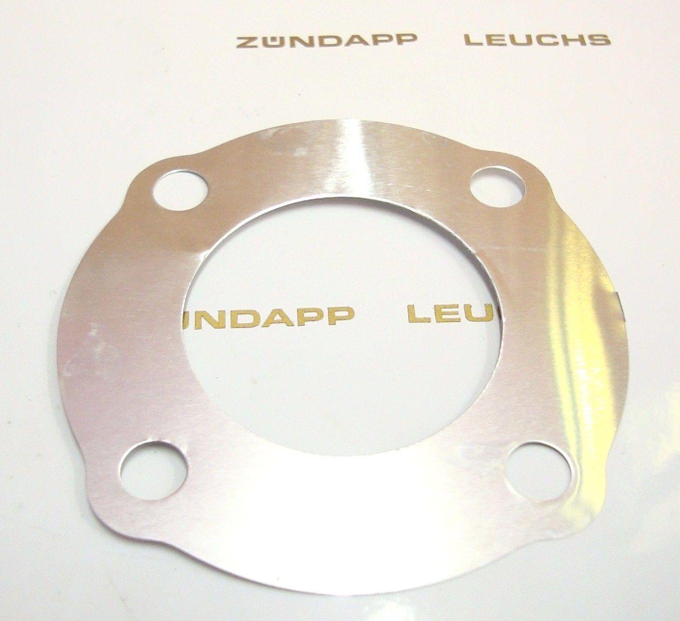 Zündapp Dichtung Alu Zylinder Kopfdichtung 0,1mm Dick C 50 Sport Typ 517